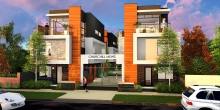 Goostrey Smith Design - Churchill Road, Prospect Development